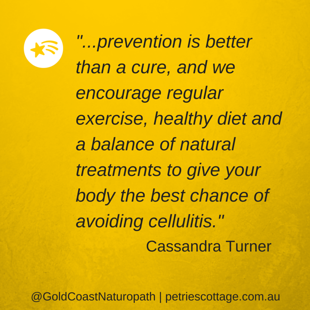 Gold Coast Naturopath: Natural treatments for cellulitis
