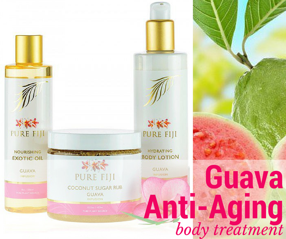 Guava and Pure Fiji New Treatment