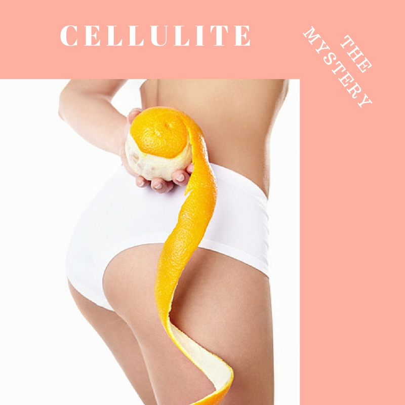 Cellulite - the mystery